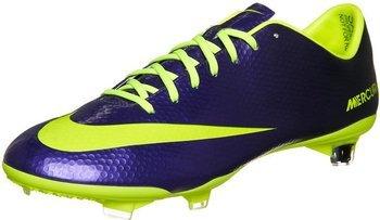 NikeMercurial Vapor IX FG electro purple/lime green/black für 71.96€ bei outfitter.de
