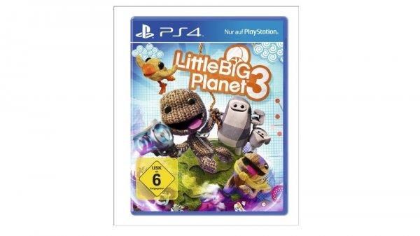 Little Big Planet 3 für die PS4 für 28,89€ (inkl. Versand) bei Gamingoase.de