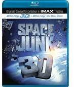 IMAX: Space Junk 3D [3D Blu-ray] für 5,99€ @wowHD