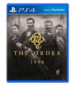 """PlayStation 4 """"The Order 1886"""""""