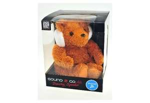 [Dealclub] MOBISET Sound2Go Dancing-Speaker Teddy 9,90€ [+3% Qipu]