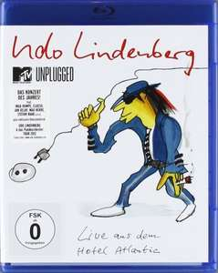 [Blu-ray] Udo Lindenberg – MTV Unplugged @ Amazon (Prime)