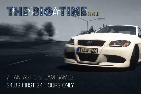 [STEAM] The Big Time Bundle @ Indie Gala