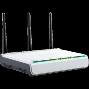 "Tenda WLAN Access Point ""W300A"" für 32,99€ @ZackZack"