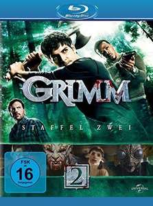 (Amazon.de) (Prime) (BluRay) Grimm - Staffel 1 oder 2 , je 12,97€