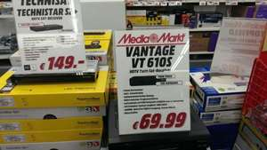 Vantage VT 610S Digitaler HD Twin Receiver Media Markt Bischofsheim