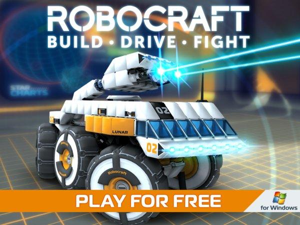 Robocraft - einen Tag Premium