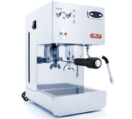 """Espressomaschine Siebträger Lelit """"Gilda"""" PL41 PLUST PID aus Frankreich"""