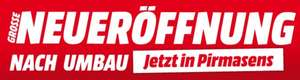 [Lokal] XBox One 500GB 269€, Wii U + Mario Kart 8 für 249€, MacBook Air 13'' 777€, Blu-rays je 5,90€, uvm. @Media Markt Pirmasens