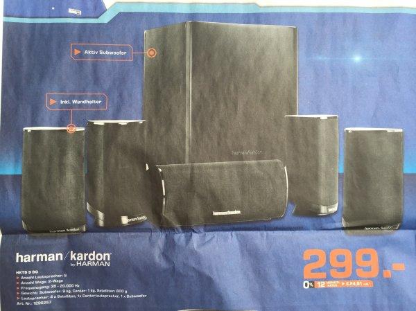 (Saturn Koblenz) harman/kardon HKTS 9 BQ für 299€