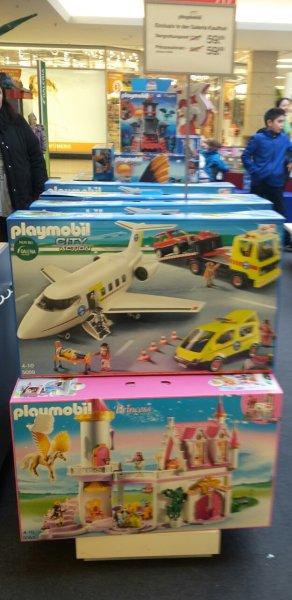 (Lokal) Playmobil Bergrettung Set (5059) & Prinzessinnenschloss mit Pegasus (5063) für je 59,99 € bei Galeria Kaufhof in Aschaffenburg