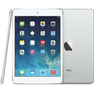 Apple iPad Air 16GB WiFi WLAN Tablet PC Retina Silber Weiß, 329,- EUR @ ebay