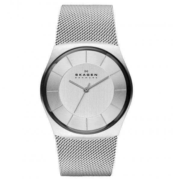 [Amazon.de] Skagen SKW6067 Herren Edelstahluhr mit Milanaise-Armband für 99€ incl.Versand!