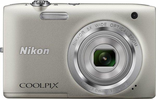 [lokal Berlin]  Nikon Coolpix S2800 für 55€