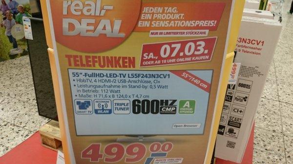 Telefunken L55F243N3C real Lokal Bielefeld nur heute