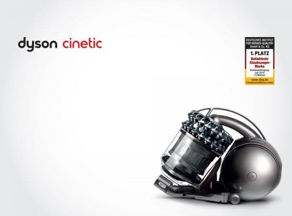 Dyson DC 52 Cinetic kaufen und Gratis Zubehör im Wert von bis zu 80 € erhalten.