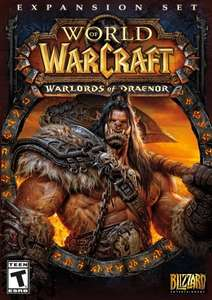 World of Warcraft - Warlords of Draenor - EU - CD-KEY - 24,95 bei g2a.com
