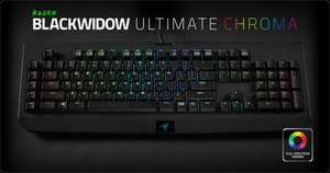Razer Blackwidow Chroma @ Saturn Update: Amazon jetzt auch