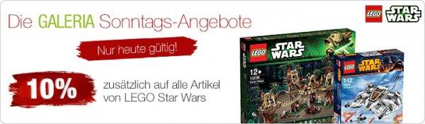 Lego Star Wars 10% Rabatt bei Galeria Kaufhof, z.B. Imperial Destroyer (75055) für 98,99€ (rechnerisch dank Payback für ca. 89€)