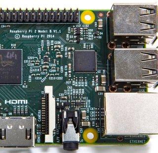 Raspberry PI 2 B für 32,94€ [Digitalo.de + SÜ]
