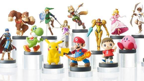 [digitalo] Wii U - Amiibo ab 9,70€ (Mindestabnahme 3 Stück) & Captain Toad Treasure Tracker für 29,10€
