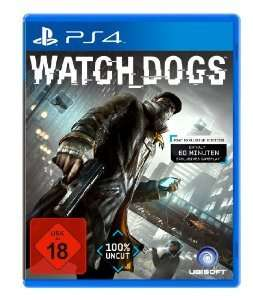 Watch Dogs Bonus Edition PS4 für 19,99 Otto.de