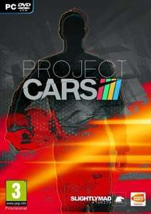 Project CARS PreOrder Disk Version für PC bei GameSeek UK