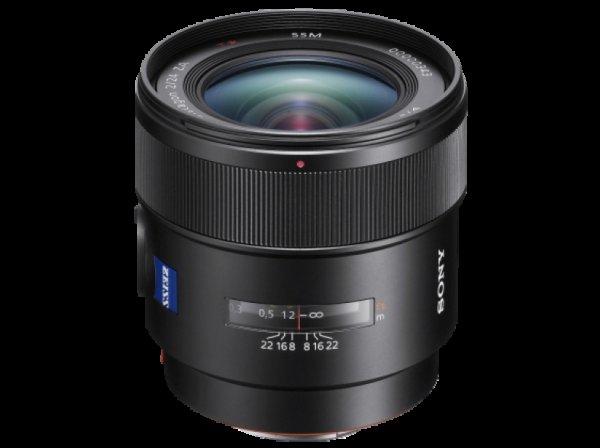 Sony 24mm Carl Zeiss Distagon T* 24mm F2 ZA SSM SAL-24F20Z für 883,00 € @Saturn
