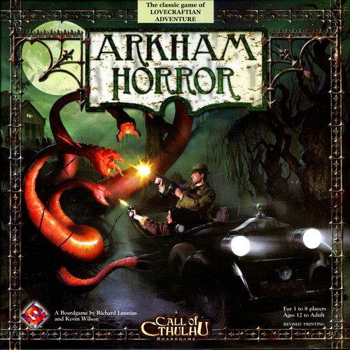 [Brettspiel] Arkham Horror