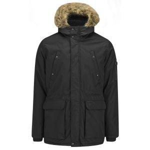 (UK) Ringspun Men's Mike Ripstop Parka Coat für 29.93€ @ Zavvi