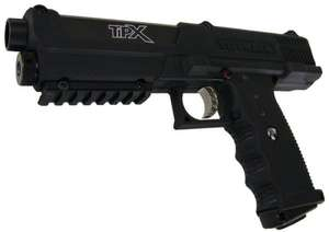 [Paintball] Tippmann TiPX Pistol Black für 169,99€