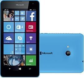 Lumia 535 - Dual Sim - Blau - amazon.fr - kk benötigt