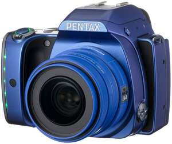 Pentax K-S1 Kit 35 mm Blau für 375,29€ @Amazon.fr