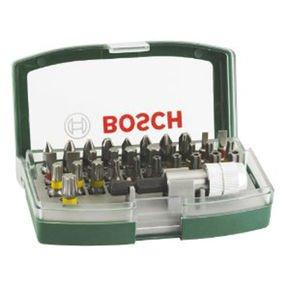 Bosch Schrauberbit-Set 32-teilig für 7,99€ @Notebooksbilliger