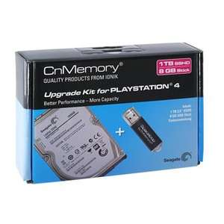 1 TB Seagate SSHD plus USB-STICK-STick