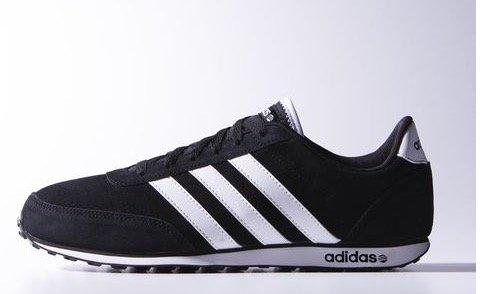 adidas V Racer Shoes in schwarz für 45,45 statt 64,95 inklusive Versand im adidas Store