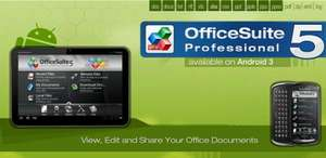 Android Office Suite 5 Professional kostenlos