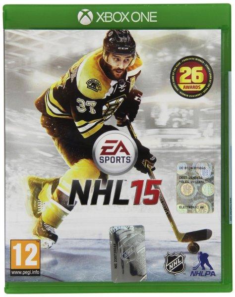NHL 15 Xbox One bei Amazon Italien für 26,77€