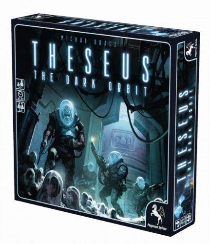 Theseus Brettspiel Pegasus Spiele bei Amazon