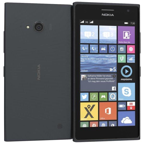 [Cyberport / Ebay] Lumia 730 grün / schwarz Dual-SIM für 169€ - 15% Ersparnis - wieder verfügbar