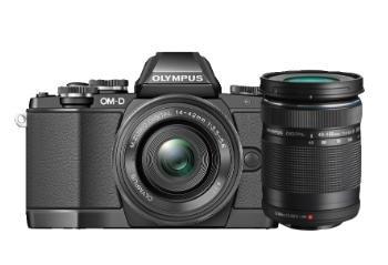 Olympus OM-D E-M10 Kit 14-42 mm II R + 40-150 mm für 699€ @Saturn.de