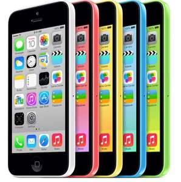 50€ Rabatt auf iPhone 5C 16 & 32 GB bei asgoodasnew.com