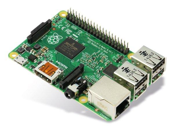 Raspberry PI 2 B für 37,90€ mit Newslettergutschein [Pollin]