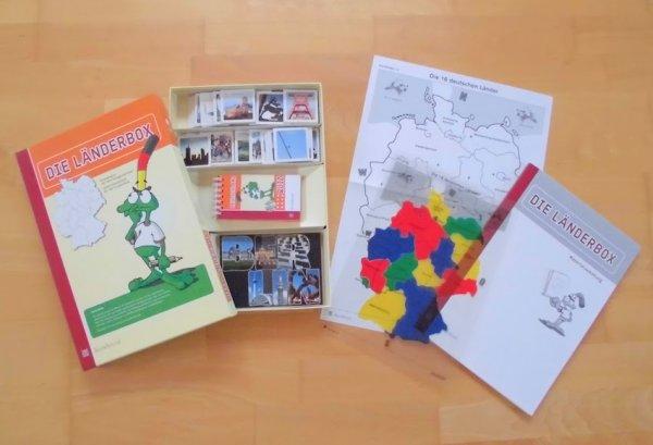[Verschiedene Verläge] Unterrichtsmaterialien (z.B: Poster, Klebstoff, Stifte, etc.) Gratis