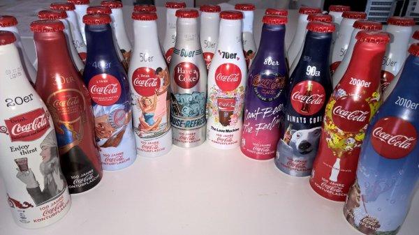 [Globus] 10 Kästen Coca-Cola kostenfrei(?) durch Sammlerwahnsinn (mit viel Aufwand, Ausdauer und Risiko)