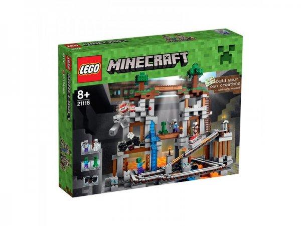 [spielemax.de, lokal Görlitz] LEGO Minecraft 21118 The Mine - 67,49 € (nur bis 10.03., 24 Uhr)
