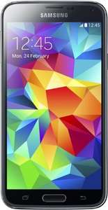 [Amazon Blitzangebot] Samsung Galaxy S5 16GB Charcoal Black für 365€