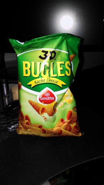 Bugles Chips versch. Sorten bei Kaufland für 99cent