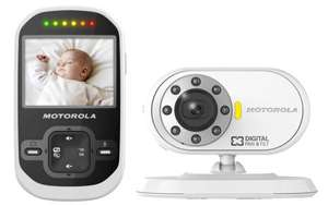 Motorola MBP26 Digital Video Baby Monitor für 89,81 € @Amazon.co.uk