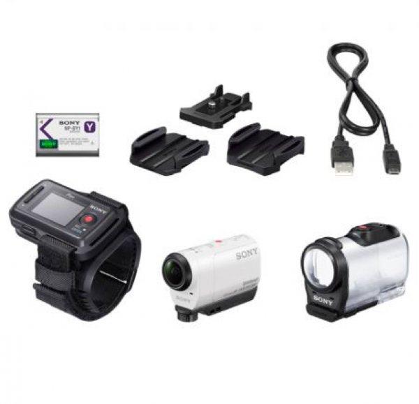 Sony HDR-AZ1R Action Cam, Live View Remote Kit für 229€ @redcoon.de